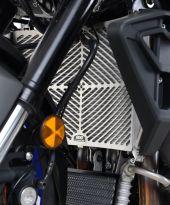 Protection de radiateur inox R&G MT-10 (16-10), YZF-R1 / R1M (15-19)