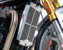 Protection de radiateur inox R&G Triumph