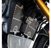 Protections de radiateur inox R&G Tiger 900 / GT / Rally
