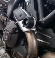 Tampons de protection LighTech Scrambler 400 / 800 (15-18)