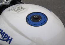 Bouchon de réservoir 1/4 tour Lightech Triumph