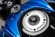 Bouchon de réservoir 1/4 tour Lightech GSX-S750 / 1000, GSX-R1000 (17-19)