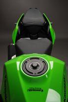 Bouchon de réservoir 1/4 tour Lightech Ninja 400 (18-19), Z650 / 900 (17-19)