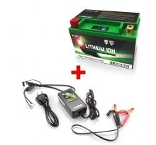 Pack Batterie Lithium Skyrich HJB9Q-FP + Chargeur