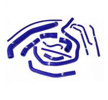 Durites de radiateur bleues YZF-R1 (2002-2003)