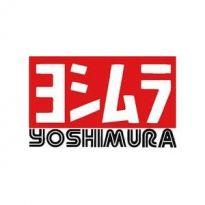 Cerclage pour silencieux Yoshimura Japan Tri-Oval
