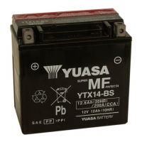 Batterie Yuasa YTX14-BS / YTX14BS