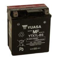 Batterie Yuasa YTX7L-BS / YTX7LBS