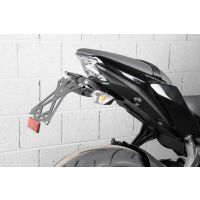 Support de plaque LighTech réglable Ninja 650 / Z650 (2017-2019)