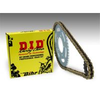 Kit chaîne Racing D.I.D 520 ERV3 RSV4 / R / Factory (2009-2014)