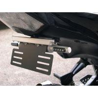 Support de plaque Z750 / R (2007-2012) / Z1000 (2007-2009)