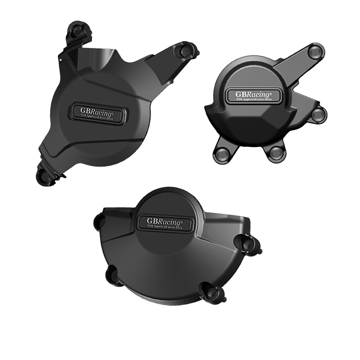 Kit protection moteur GBRacing CBR600RR (07-17)