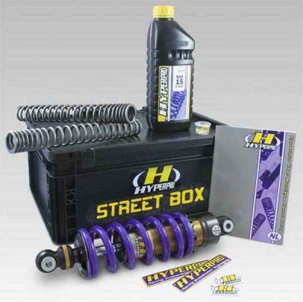 Street Box Hyperpro GSR600 (2006-2011)